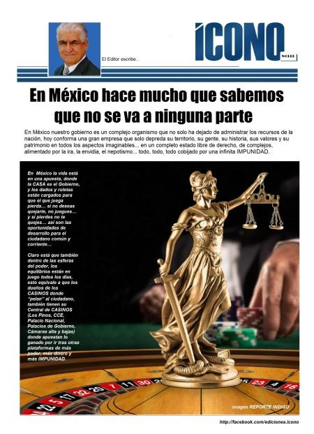 México de IMPUNES