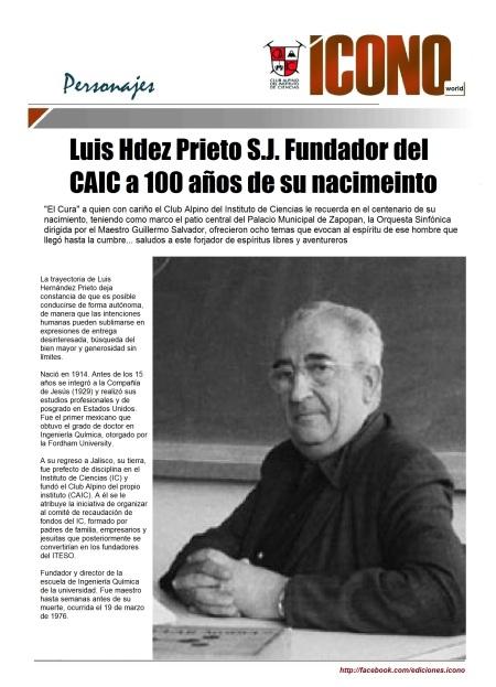 Luis Hernández Prieto