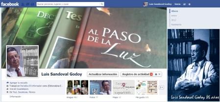 Bienvenidos a las Redes Sociales de Luis Sandoval Godoy