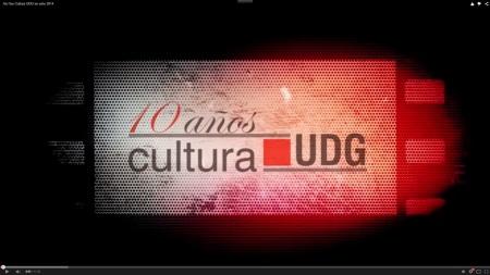 10 años de CULTURA UdG
