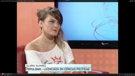 Entrevista que abarca más temas POLITICOS