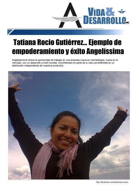 Tatiana Rocio Gutierrez