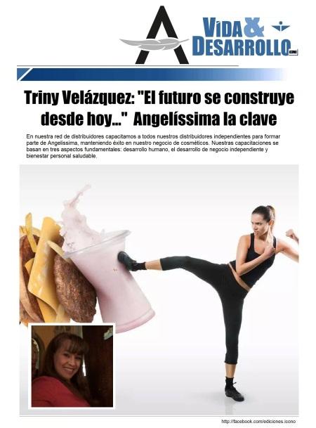 Triny Velázquez