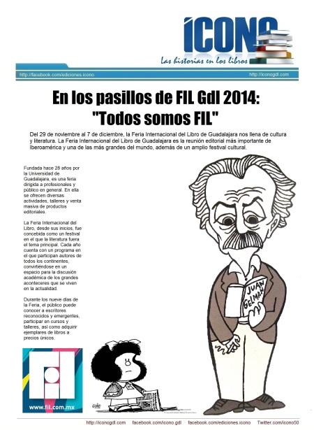 Feria Internacional del Libro GDL 2014
