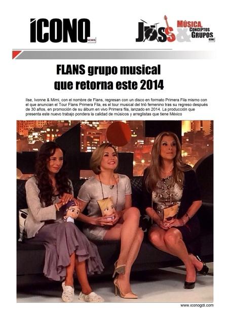 Flans 2014
