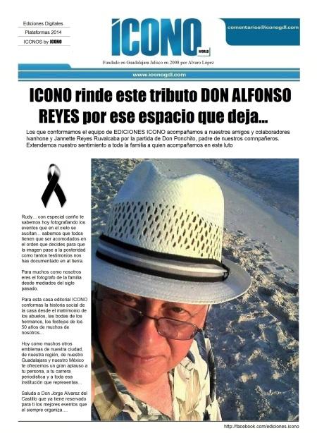 """""""Ponchito Reyes"""""""