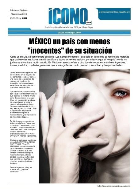 México INGENUO