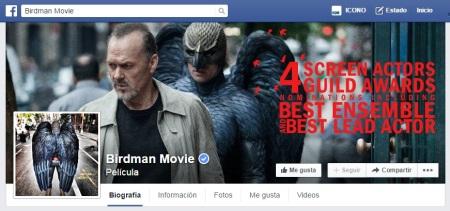 BIRMAN  The facebook