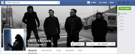 Cafe Tacuva Facebook