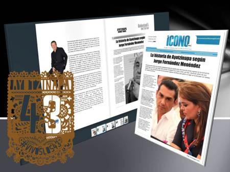 Ayotzinapa by ICONO