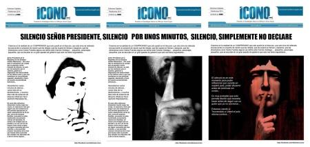 Silencio SEÑOR PRESIDENTE