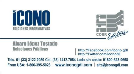 Tarjetas de ICONO